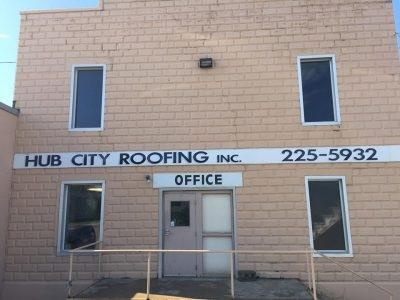 Hub City Roofing, Inc.