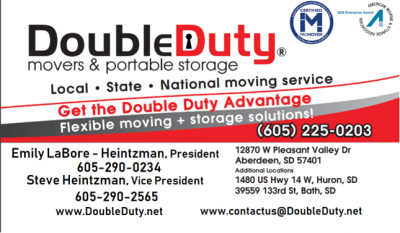 Double Duty Movers + Portable Storage