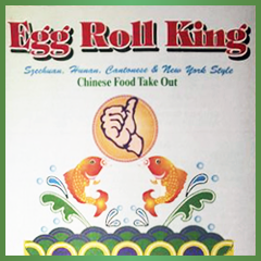 Egg Roll King Chinese Fast Food Restaurant